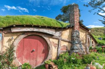 Hobbiton worth visiting