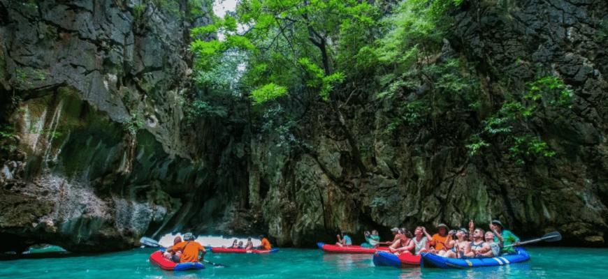 James bond island day trip phuket